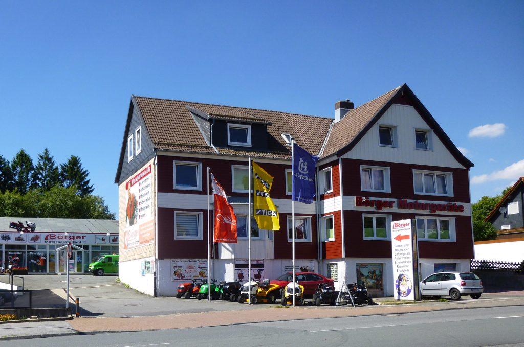 Boerger-Motorgeraete-Aussenaufnahme